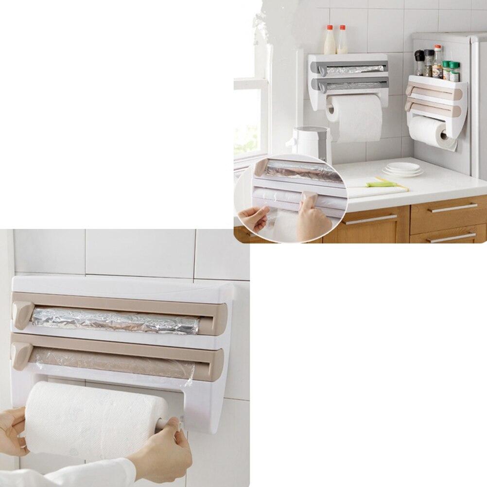 Kunststoff Kühlschrank Frischhaltefolie Lagerregal Regal Küche ...