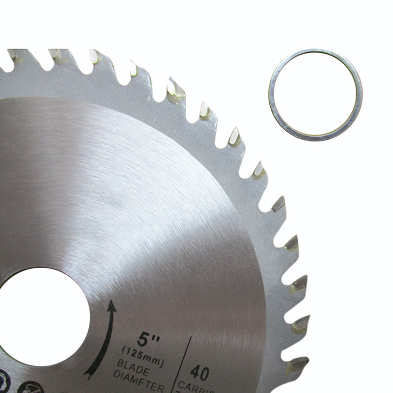 5 Inch Table Cutting Disc For Wood Carbide Tipped 1 Bore 40 Teeth High Quality