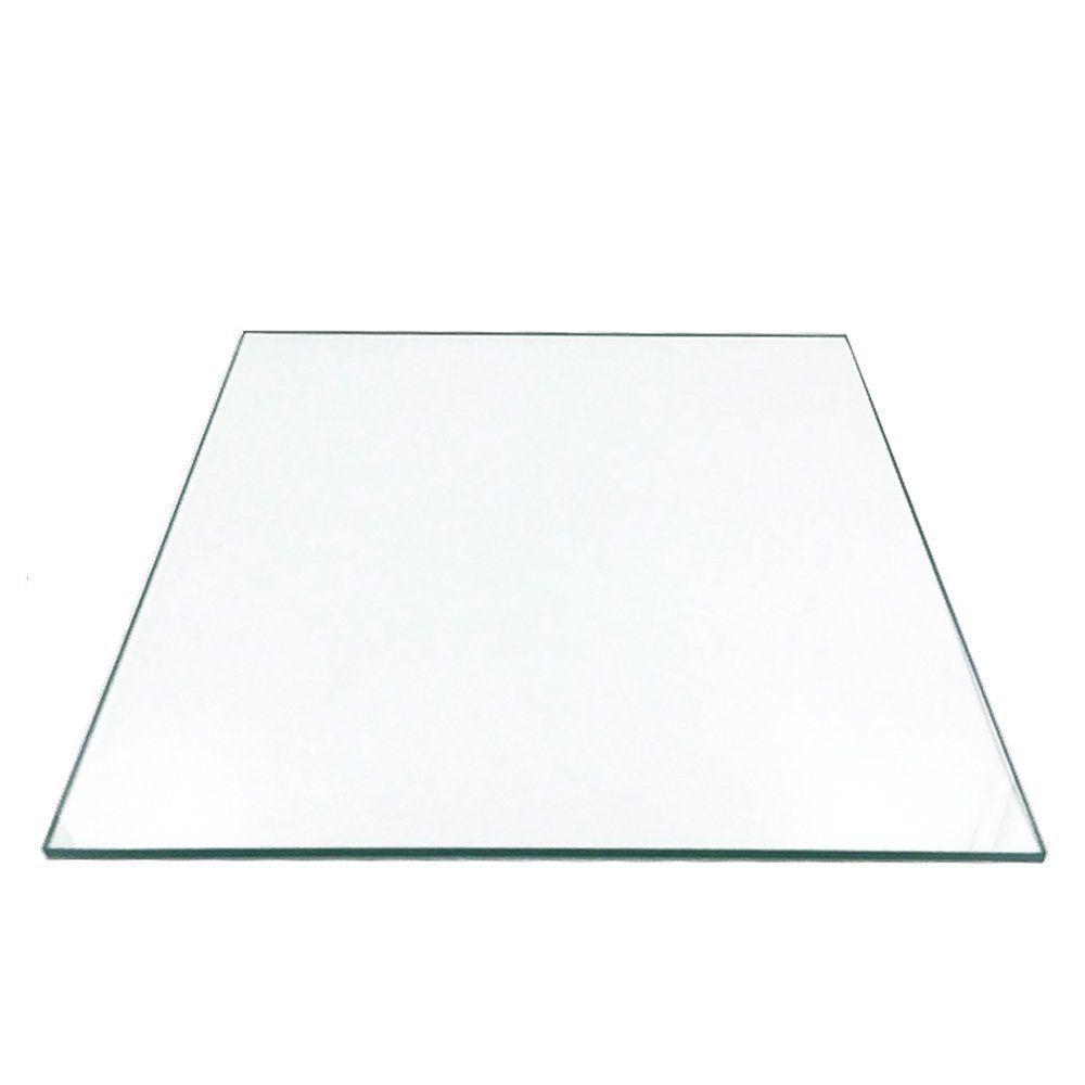 Placa de vidro de borosilicato/cama para mk2 wanhao ctc anet prusa creality impressora 3d