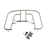 For Honda Goldwing GL1800 GL 1800 2001 2013 Chrome Motorcycle Trunk Luggage Rack Case