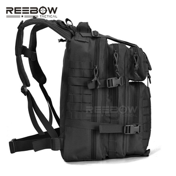 34L Military Tactical Assault Pack Backpack Army Molle Waterproof Bug Out Bag Small Rucksack for Outdoor Hiking Camping Hunting 1