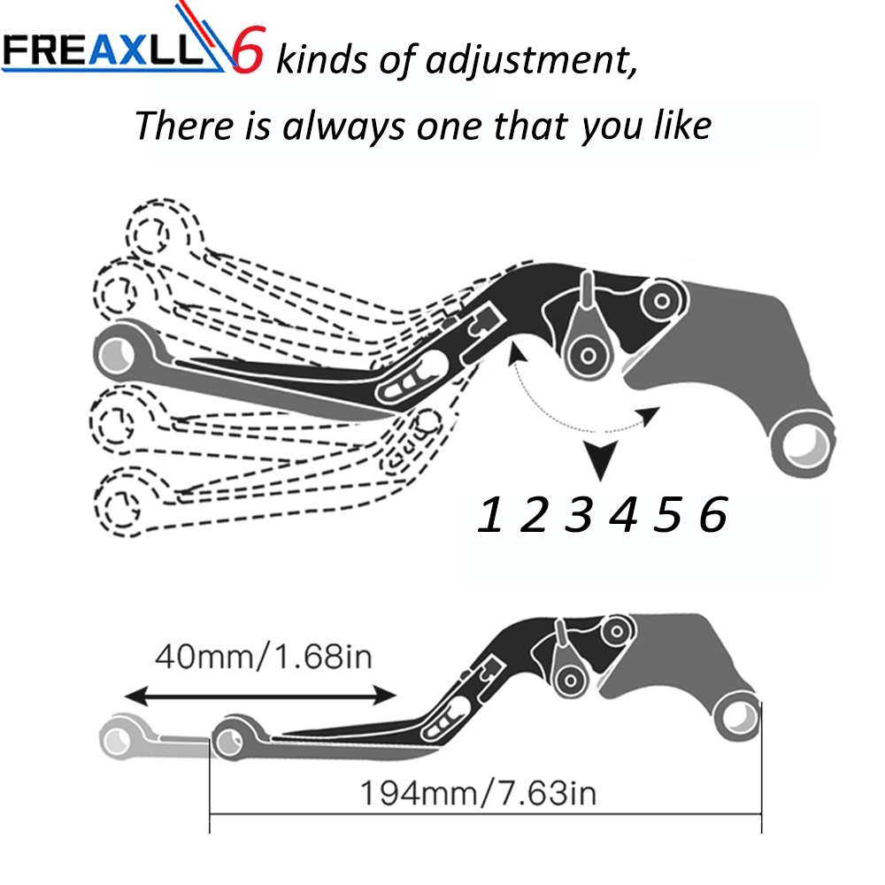 Motorcycle Accessories Extendable brake Clutch Levers For Honda REBEL CMX250C 1987 2003 2011 2004 2005 2006 2007 2008 2009 2010 in Levers Ropes Cables from Automobiles Motorcycles