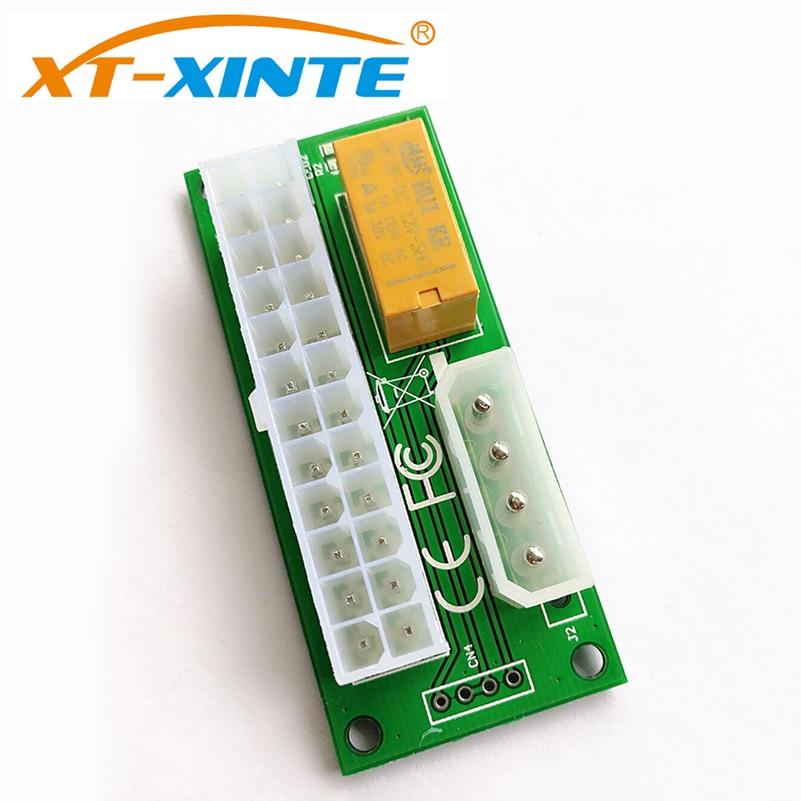 dual-power-module-modulo-de-alimentacao-sata-grande-4-p-conector-24pin-c-multi-linha-de-circuito-de-alimentacao-mineiro-computador-sincrona-controle-de-partida