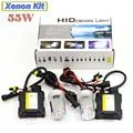 55 Вт H3 Xenon HID KIT балласт + фар автомобилей противотуманные фары дальнего света 4300 К 5000 К 6000 К 8000 К 10000 К 12000 К 15000 К