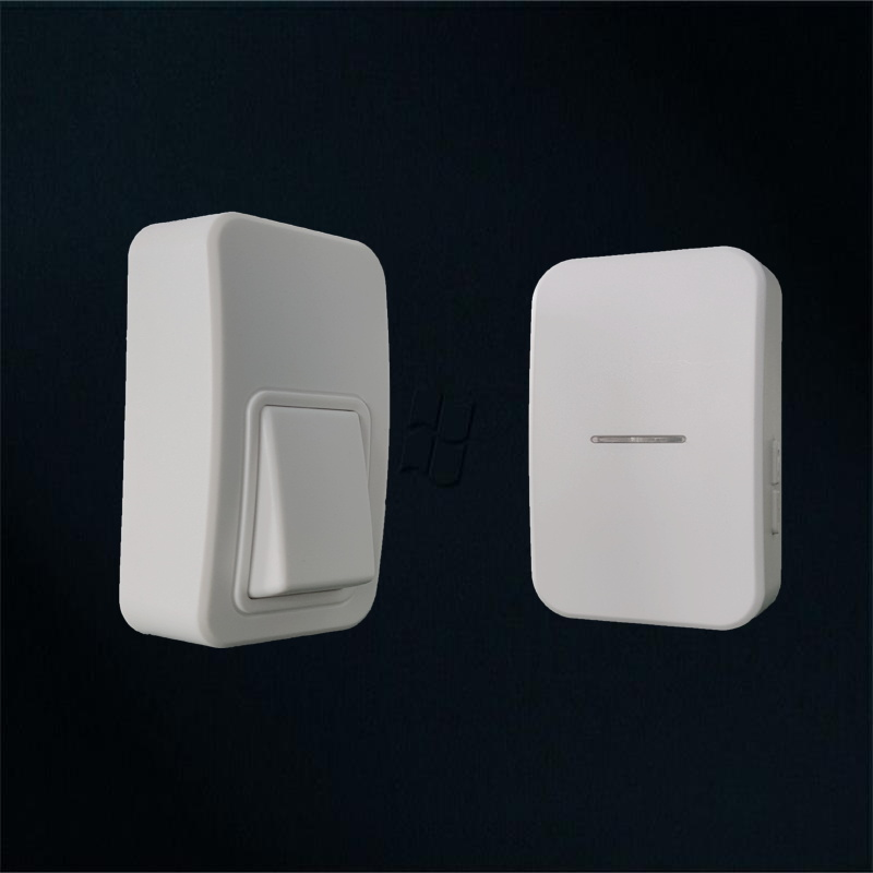 ФОТО Plug-in wireless doorbell door bell waterproof push button 25 melody ring tones with US/EU / AU /UK  plug for home 120m long