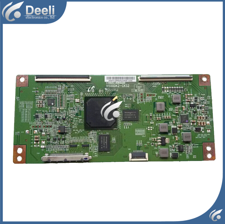 95% new used original for Logic board 39 42 50 58 inch V500DK2-CKS2 good Working 55 inch logic 32 37 42 47 55fhd tm120 6870c 0401c used disassemble page 9