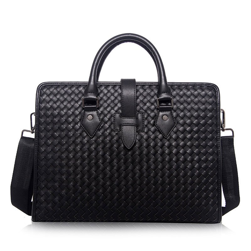 Herrentaschen Vereinigt 2019 Tablet Aktentasche Einzelnen Schulter Gesponnener Business Tasche Handtasche Männer Aus Echtem Leder Tasche Bolso Hombre