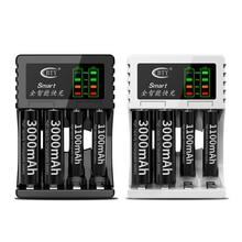 Digitalworld inteligente carregador de led rápido para aa aaa ni mh ni cd bateria recarregável #258129