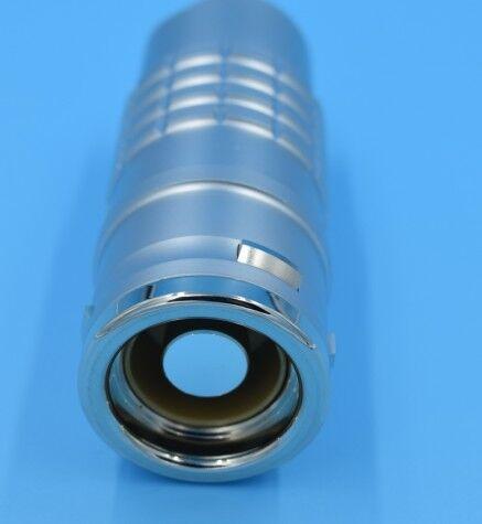 LEMO connector 5K Series!Metallic coaxial connector plug, single pin connector 5K