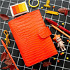 Yiwi Genuine Leather Notebook Diary Planner With Pocket Sketchbook Agenda DIY Refill Paper School Birthday Gift