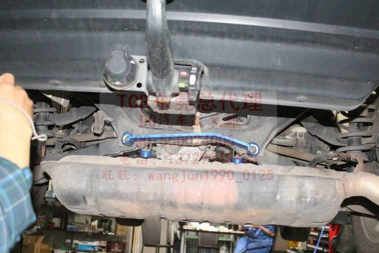 TTCR-II для автомобиля Jeep Compass Patriot центрирующая втулка для бар усилением для того, чтобы укрепить бар тележка-нолики рамка Шасси, подвеска