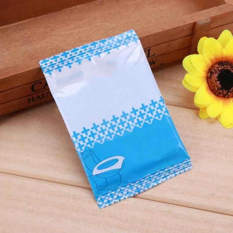 Alfombrilla de baño desechable a prueba de agua para el asiento del inodoro de las mujeres embarazadas de viaje accesorios de baño antibacterianos