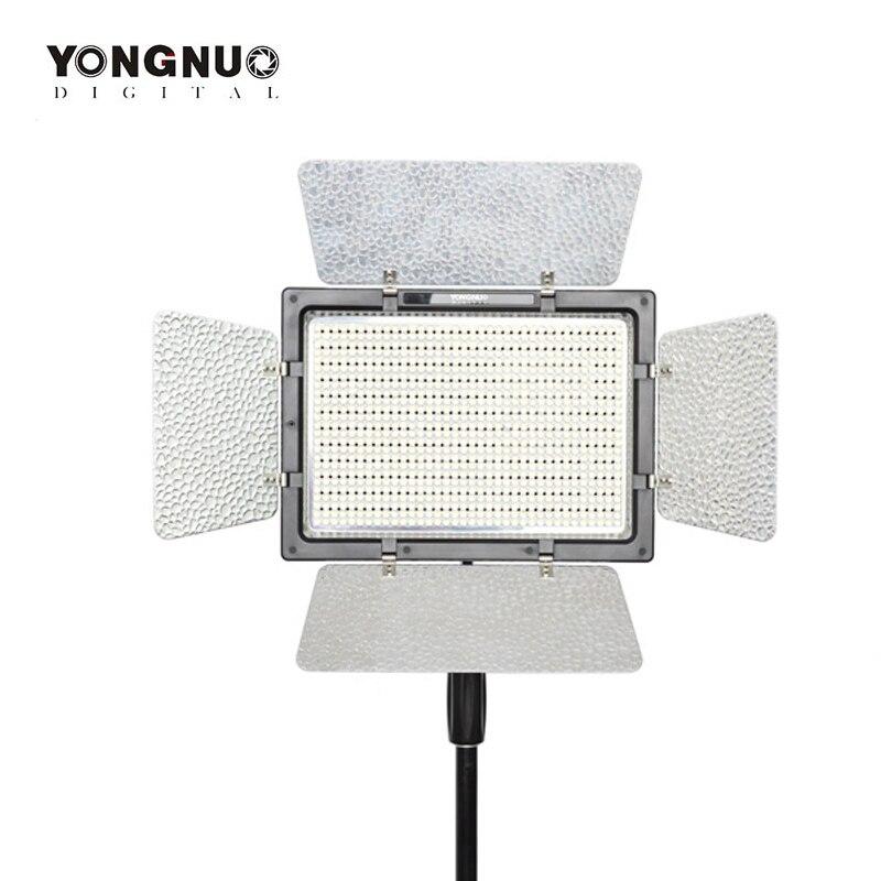 YONGNUO YN900 LED lumière vidéo 900 lampe à LED lumières éclairage photographique 5500 K pour Studio Photo DSLR caméra caméscope