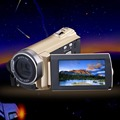1080P 500MP Camcorder HDV-5052STR Digital Video IR WIFI Camera DV DVR Full HD  3'' TFT LCD 16x ZOOM HDM Car DVR