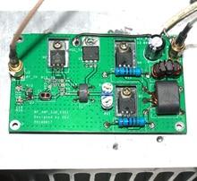 45W SSB doğrusal güç amplifikatörü için alıcı verici HF radyo kısa dalga radyo HF FM CW HAM kısa dalga 3 28MHz