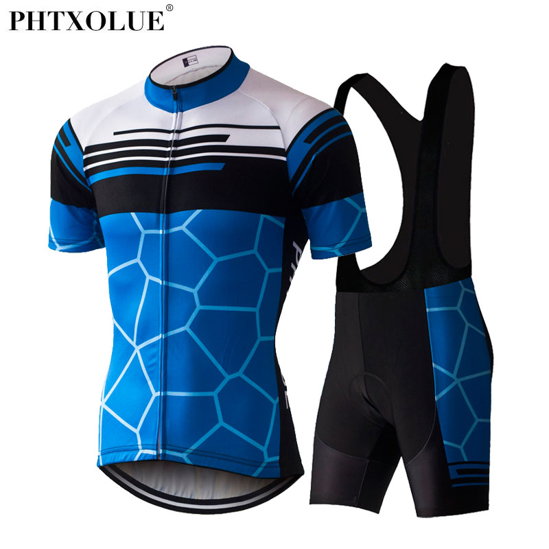 PHTXOLUE 2017 Cycling Clothing Summer Bicycle Ropa Ciclismo Hombre Mtb Bike Jerseys Maillot Ciclismo Cycling Jerseys Set phtxolue women summer quick dry cycling jersey set maillot ropa ciclismo racing bicycle clothing mtb bike clothes cycling set