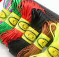 Free 20m Chinese Knot Satin Nylon Braided Cord Macrame Beading Rattail Cords 3mm