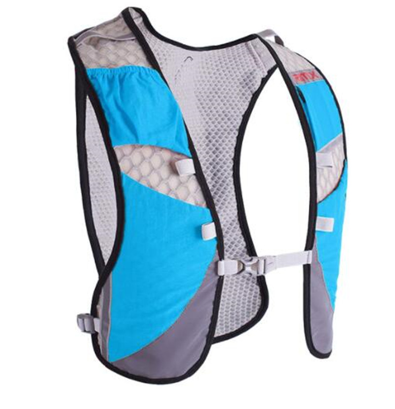 New Outdoor Sports Bags Lightweight Running Backpack Trail Racing Hydration Vest Pack Marathon Hiking Fitness Bag in Running Bags from Sports Entertainment