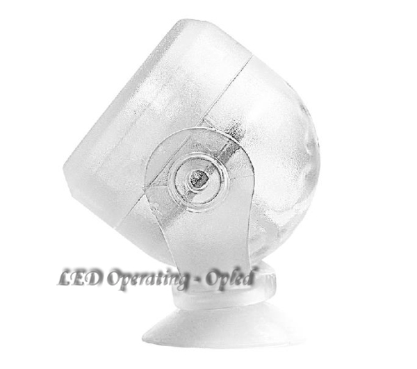 Waterproof LED Aquarium Light For Coral Reef Fish Tank - Submersible Spot Lamp  5