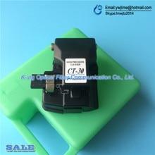 Fujikura Fiber cleaver CT-30 Cuchilla De Alta Precisión con caja de fibra Óptica de corte cuchillo CT30A Cleaver CT-30A FIBER