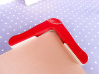 Red R5 5mm Corner Rounder Punch Card Photo Cutter Tool Craft Scrapbooking DIY