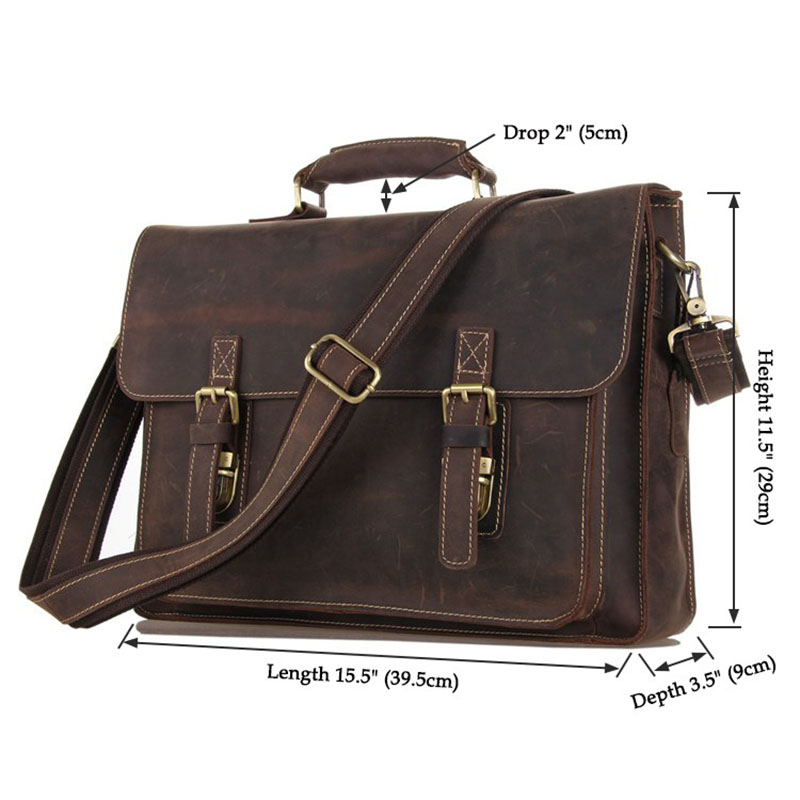 2018 Rushed Limited Polyester Crazy Horse Genuine Leather Men Bag Crossbody Bags Zipper Messenger Brand Handbag Shoulder Mens ms crazy horse genuine leather men bag men s leather bag men messenger bags shoulder crossbody bags man handbag briefcase tw2011