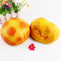 MUQGEW 2017 Hot Sale Squishy Rabbit Authentic Colossal Pineapple Bun Super Slow Rising Scented Relieve Stress