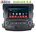 "Jasco 8"" Android 6.0 Car DVD Player GPS Navigation for Mitsubishi Outlander 2006 2007 2008 2009 2010 2011 RDS Radio Audio Stereo"