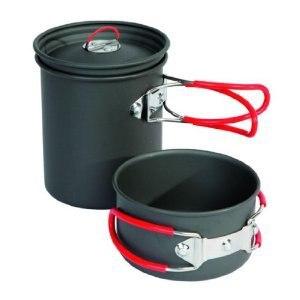 CNC machined Anodized Pot/Jar