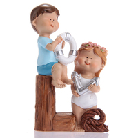 Fun At The Beach Resin Wedding Cake Topper Resin Crafts Cake Toppers