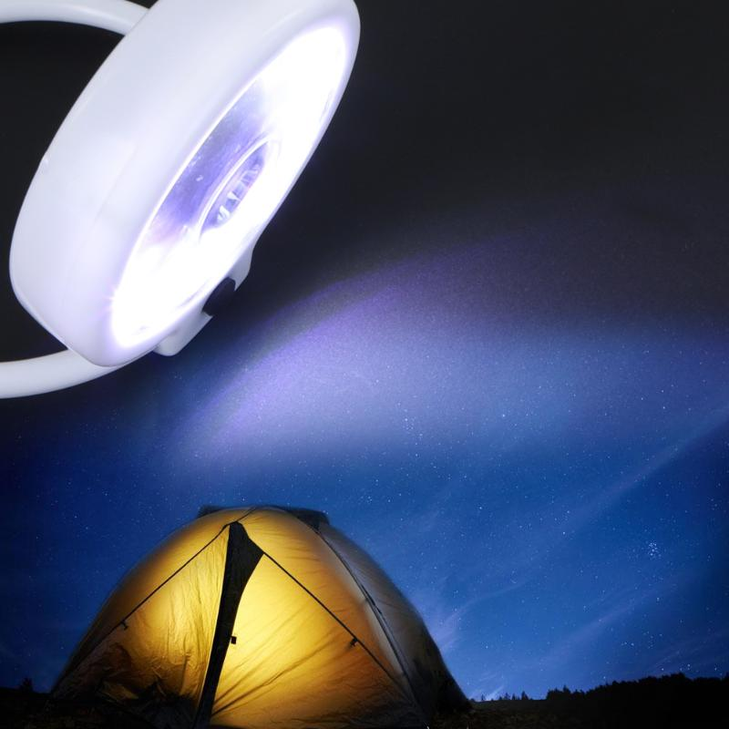 Mini Portable Camping Lights COB LED Camping Lantern Tents Lamp Outdoor Hiking Emergency Nightlight Hanging Lamp with Magnet