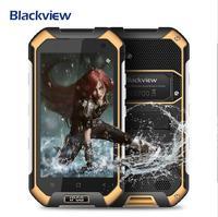 Blackview BV6000S 4G Telefone Móvel Android 6.0 Quad Core 2 GB + 16 GB 4200 mah Original IP68 À Prova D' Água Smartphone Russo em estoque