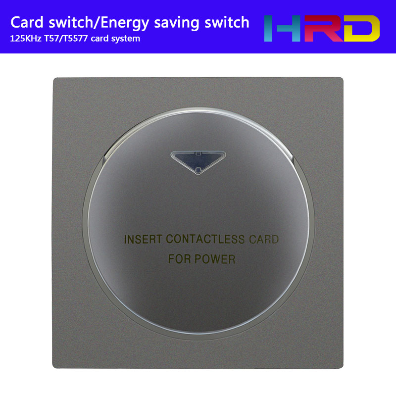 Access Control Accessories Able 13.56mhz White Hotel Mifare S50 Rfid Card Switch With Room Number And Check In Time Limit Function Energy Saver Saving Switch Security & Protection