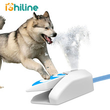 Automatic Dog Water Feeder Outdoor Pet Dog Water Fountain Puppy Cat Drinking Water Bottle Pet Drink Bowl Dog Drinking Dispenser 1pc dog cat hamster water bottle dispenser feeder hanging pet dog guinea pig squirrel rabbit drinking head pipe fountain