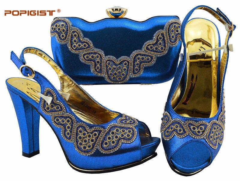 Royal Para Mujer Y Blue El Juego De red yellow green Último Africana Color 2019 silver peach Diseño Bolsa Bolso Amarillo Italiano Zapatos Con A Señoras OU76fw6qn