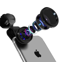 mini 25X Macro Lens For Smartphone Camera Supre Wide Angle Cellphone For Samsung Huawei iPhone HTC xiamomi redmi note 5 pro Len