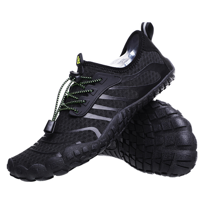 Hiking-Shoes Air-Sneakers Trekking Quick-Dry Fivefingers Couple Non-Slip-Wear Multifunction