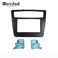 Double Din Fascia Radio for BMW series 1 2004 2007 2011 E82 CD DVD GPS Stereo Panel Dash Mounting Trim Kit Surrounded Frame