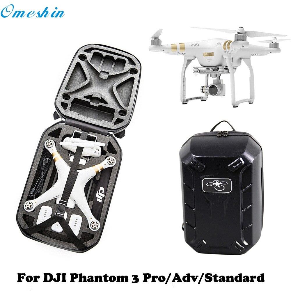 For DJI Phantom 3 Backpack Carry Case Hardshell For Phantom 3 Quadcopter Standard Professional Drone Bag Box Backpack Waterproof dji phantom 3 case accessories for dji phantom 3 standard advanced professional drone universal backpack case for