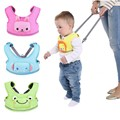 Walking Learning Assistant Toddler Infant Walking Belt Cartoon Baby Harness Leashes Adjustable Safety Strap for 6-48 Months