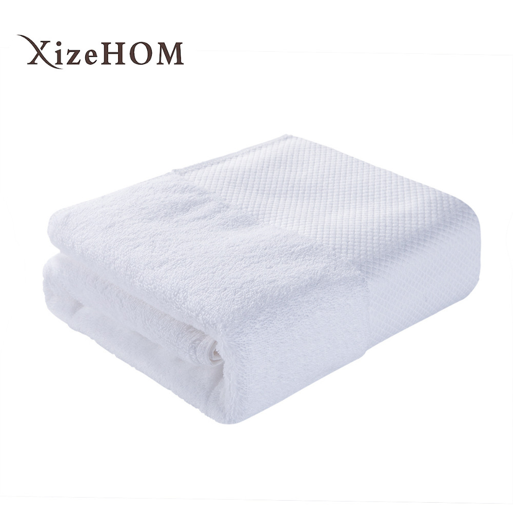 XizeHOM Luxury Hotel & Spa Large Size Knitted 100% Cotton