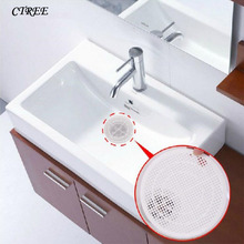 CTREE 2Pc Anti Clogging Plastic Drain Pool Sink Sewer Debris Filter Shipping Portable Creative Kitchen Bathroom C548