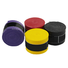 newNew Arrival 10pcs Anti-slip Racket Over Grips Sweatband For Safety  Tennis Badminton Sport 5WBT