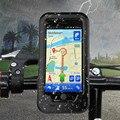 Armadura de luxo Ao Ar Livre Da Bicicleta Da Bicicleta Da Motocicleta Guiador Montar Titular Do Telefone À Prova D' Água case para iphone 7 7 plus 6 s mais 5 se 6 S