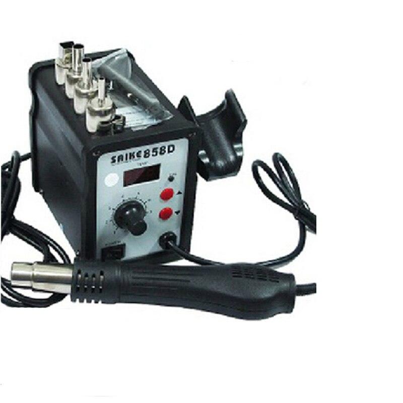 220V SAIKE 858D Hot Air gun soldering Station