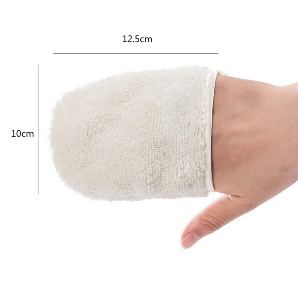 1 Pcs Facial Towel Makeup Remover Beauty Reusable Face Cleansing Glove Face Washing Make Up Tool in Eye Shadow Applicator from Beauty Health