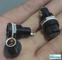 Fuse Titular 4 pçs/lote HIFI de Áudio Dedicado para fusível 5mm * 20mm 250 V DIY Frete Grátis