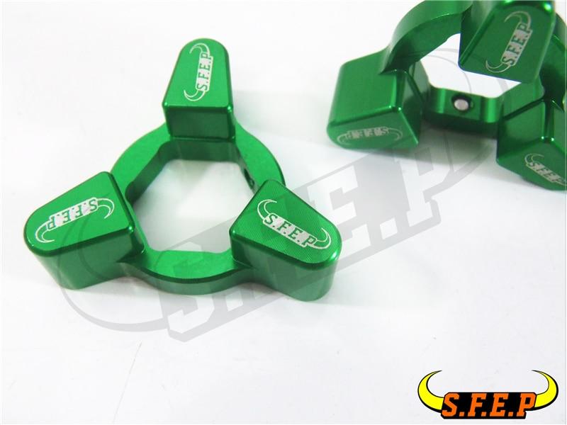 Motorcycle CNC Fork Preload Adjusters For Aprilia RSV Mille 99-03/ Dorsoduro 08-10