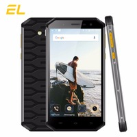 Waterproof 5.0 HD Original EL S50 Mobile Phone MTK6753 Octa Core 3GB Ram 32GB Rom Smartphone Android 4G Lte Fingerprint Phones