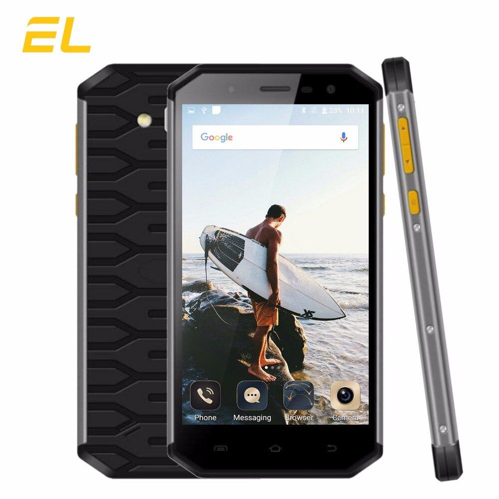 Original EL S50 Mobile Phone 5 0 HD MTK6753 Octa Core 3GB Ram 32GB Rom Waterproof